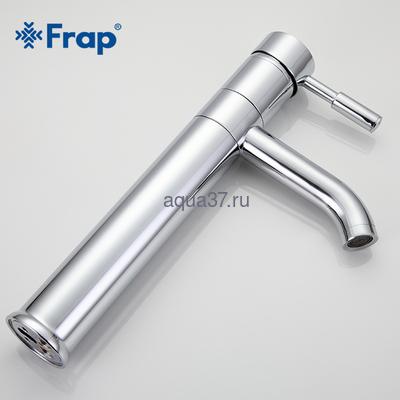 Смеситель для раковины Frap F1052-2 (фото, вид 1)