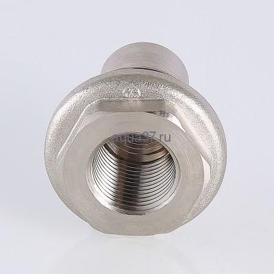 """Удлинитель потока для радиатора правый 1/2"""" Valtec (фото, вид 5)"""