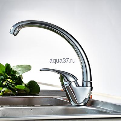 Смеситель для кухни Frap F4103 (фото, вид 8)