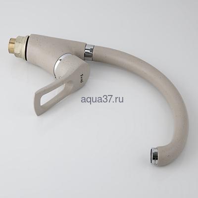 Смеситель для кухни Frap F4166-10 (фото, вид 2)