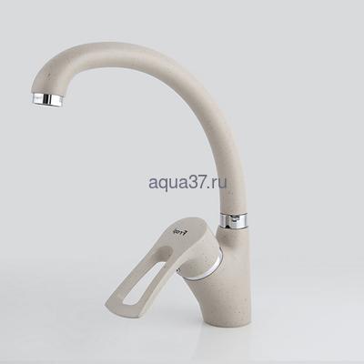 Смеситель для кухни Frap F4166-10 (фото, вид 3)