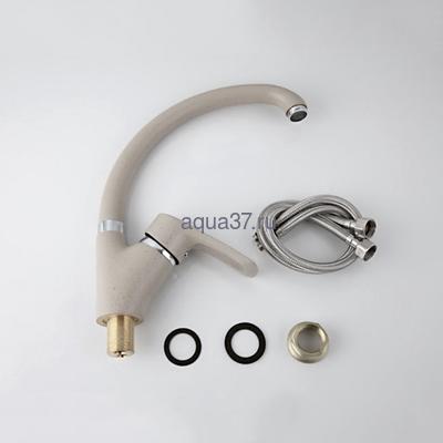 Смеситель для кухни Frap F4166-10 (фото, вид 5)