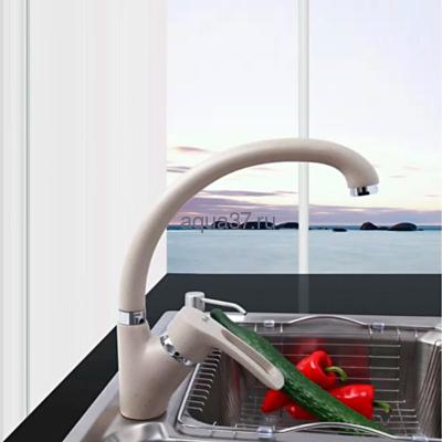 Смеситель для кухни Frap F4166-10 (фото, вид 6)