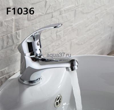 Смеситель для раковины Frap F1036 (фото, вид 1)
