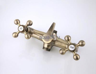 Смеситель для ванны Frap F2619-4 (фото, вид 6)