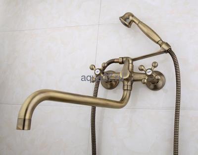 Смеситель для ванны Frap F2619-4 (фото, вид 7)