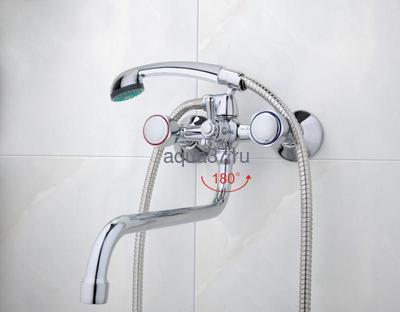 Смеситель для ванны Frap F2209 (фото, вид 1)