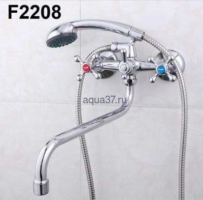 Смеситель для ванны Frap F2208 (фото, вид 1)