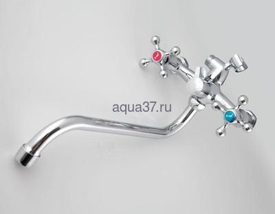 Смеситель для ванны Frap F2208-2 (фото, вид 1)