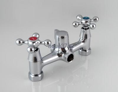 Смеситель для ванны Frap F2208-2 (фото, вид 4)