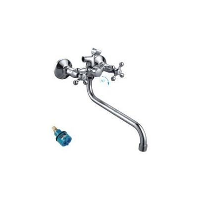 Смеситель для ванны Frap F2208-2 (фото, вид 6)