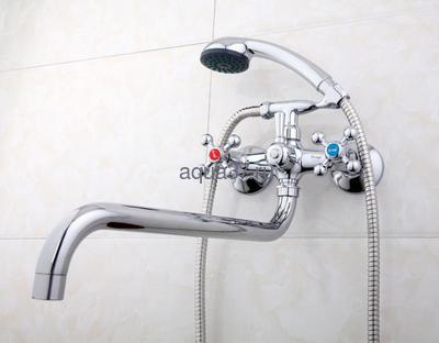 Смеситель для ванны Frap F2619 (фото, вид 6)