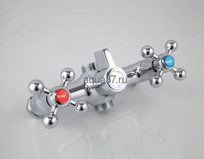 Смеситель для ванны Frap F2619-2 (фото, вид 3)