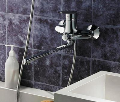 Смеситель для ванны Frap F2207 (фото, вид 1)