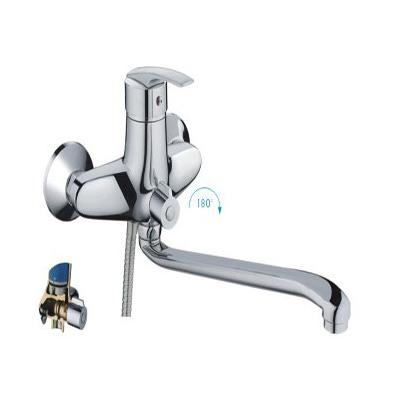 Смеситель для ванны Frap F2206 (фото, вид 1)