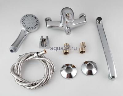 Смеситель для ванны Frap F2203 (фото, вид 6)