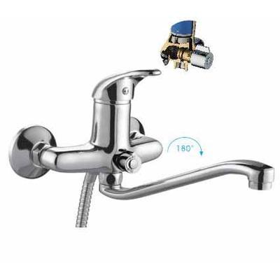 Смеситель для ванны Frap F2203 (фото, вид 7)