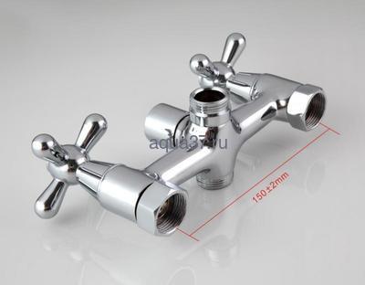 Смеситель для ванны Frap F2225 (фото, вид 2)