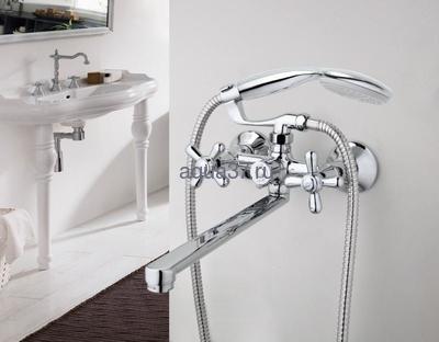 Смеситель для ванны Frap F2225 (фото, вид 7)
