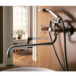 Смеситель для ванны Frud R22118-9. Вид 2
