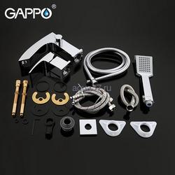 Смеситель для ванны Gappo G1107. Вид 2