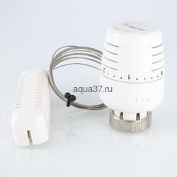 Термоголовка жидкостная с выносным настенным датчиком Valtec. Вид 2