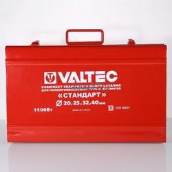 Комплект сварочного оборудования 20-40 мм 1500 Вт стандарт Valtec. Вид 2