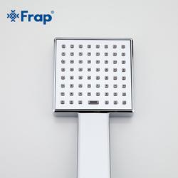 Лейка Frap F002 1 режим хром. Вид 2