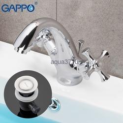 Смеситель для раковины Gappo G1042. Вид 2
