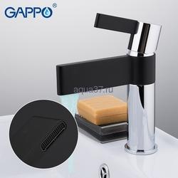 Смеситель для раковины Gappo G1081. Вид 2