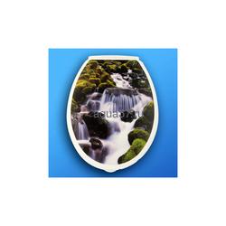 "Крышка д/унитаза ""Конкорд"" водопад. Вид 2"