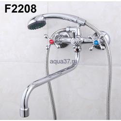 Смеситель для ванны Frap F2208. Вид 2