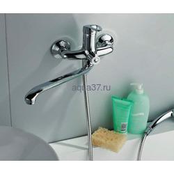 Смеситель для ванны Frap F2239-B. Вид 2