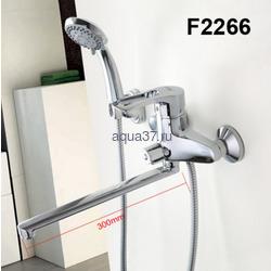 Смеситель для ванны Frap F2266. Вид 2