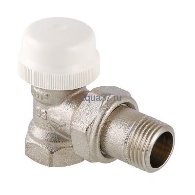 """Клапан термостатический угловой 1/2"""" Valtec (фото)"""