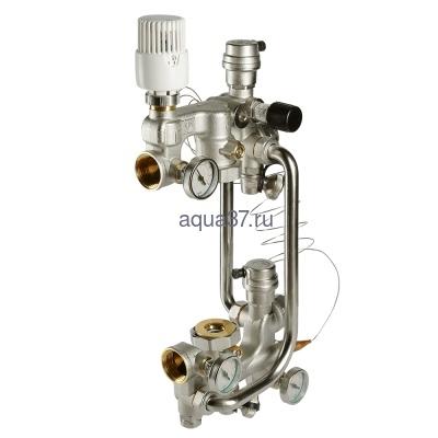 Насосно-смесительный узел для тёплого пола Combi Valtec (фото)