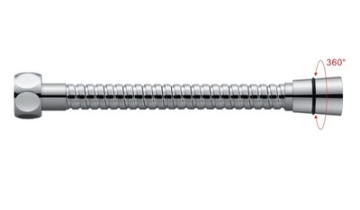 Шланг для душа Gappo G46 150 см (фото)