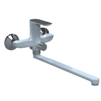 Смеситель для ванны Gappo G2248 белый