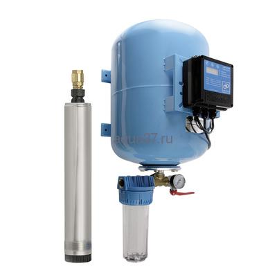 Система автоматического водоснабжения Водомёт Проф 55/90 Дом (фото)