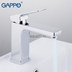 Смеситель для раковины Gappo G1018