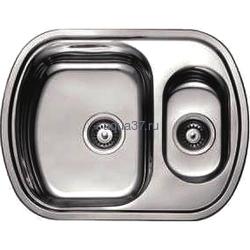Мойка кухонная 490x600 матовая