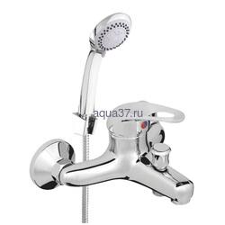 Смеситель для ванны Rubineta Star