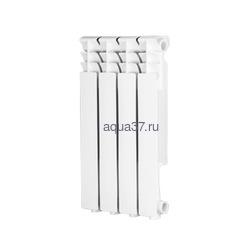 Радиатор алюминиевый Evolution 500/80 4 секции