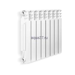 Радиатор алюминиевый Alecord 500/80 6 секций