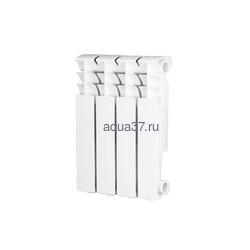 Радиатор алюминиевый Evolution 350/80 4 секции