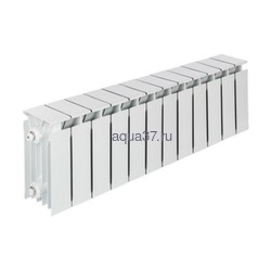Радиатор комбинированный Tenrad 150/120 14 секций