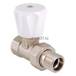 """Клапан регулировочный прямой компактный 1/2"""" Valtec"""