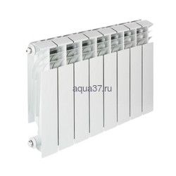 Радиатор алюминиевый Tenrad 350/100 10 секций