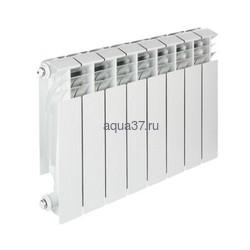 Радиатор алюминиевый Tenrad 350/100 8 секций