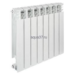 Радиатор алюминиевый Tenrad 500/100 6 секций